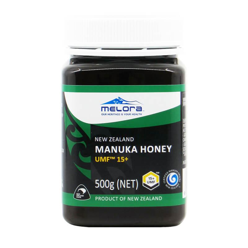 Melora UMF Manuka Honey New Zealand