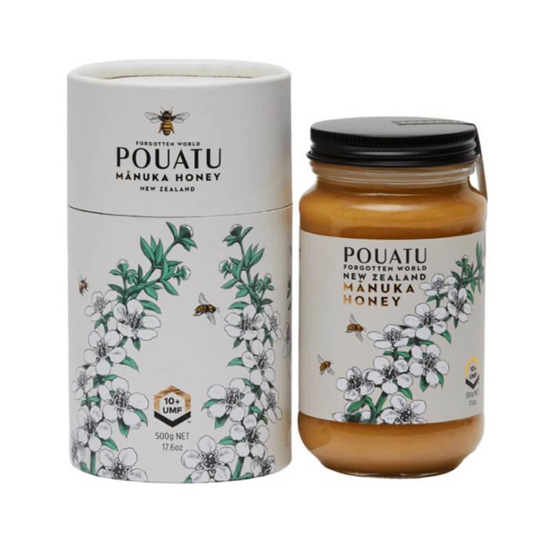 Pouatu UMF Manuka Honey New Zealand