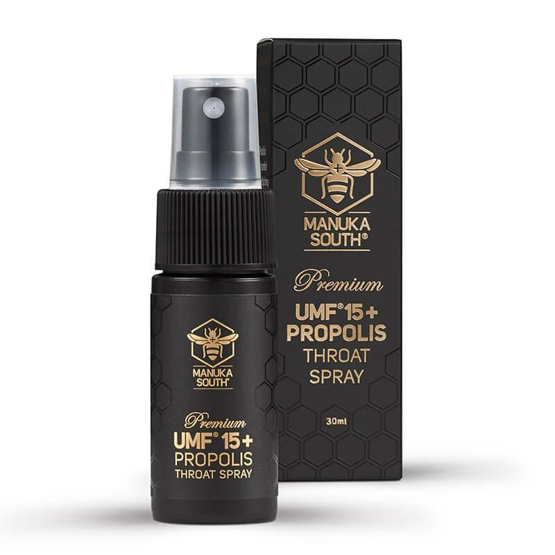Manuka South Propolis Throat Spray New Zealand